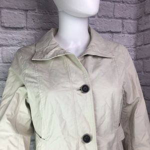 Eddie Bauer Trench Coat    Size: PS